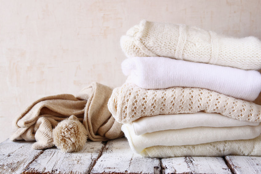 wool clothing care